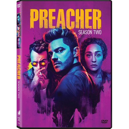 Preacher  Season Two  Dvd