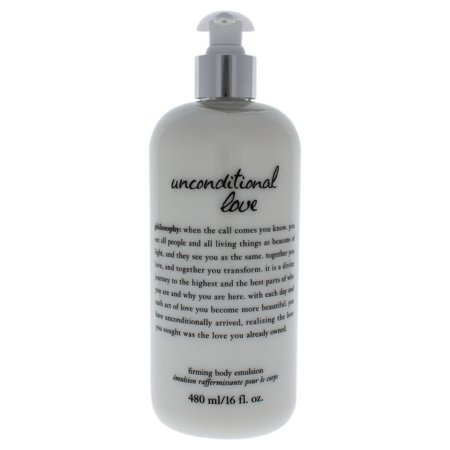 Unconditional Love Firming Body Emulsion by Philosophy for Unisex - 16 oz Body Emulsion - image 1 de 1
