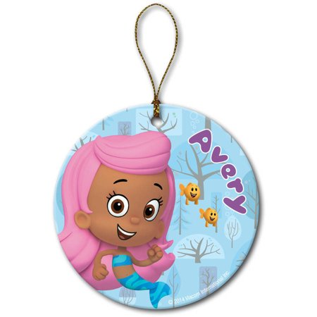 Bubble Guppies Molly (Personalized Bubble Guppies Molly And Little Fish)