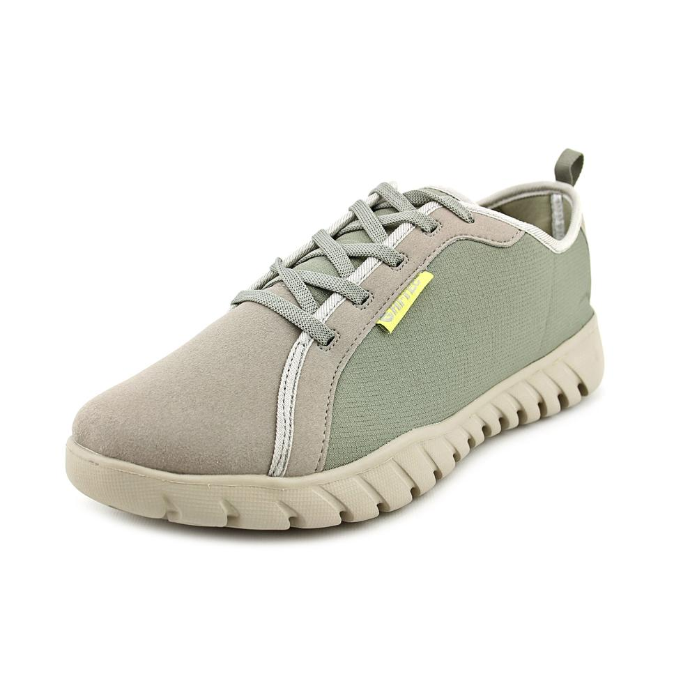 Hi-Tec Active Reco Lace Round Toe Canvas Sneakers by Hi-Tec