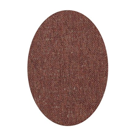 Color World Collection Kids Favourite Indoor Outdoor Area Rugs Rust - 3'x5'