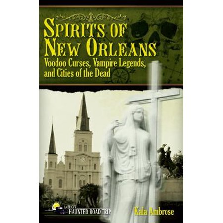 Party City Day Of The Dead (Spirits of New Orleans : Voodoo Curses, Vampire Legends and Cities of the)