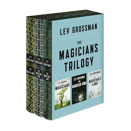 Great Magicians Set - The Magicians Trilogy Boxed Set : The Magicians; The Magician King; The Magician's Land