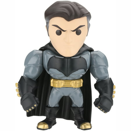 Jada® Metals Die Cast™ DC Comics™ Batman v Superman™ Bruce Wayne™ Batman™ Figure (Painted Metal Figure)