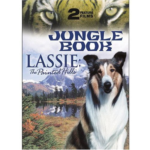 Jungle Book / Lassie: The Painted Hills