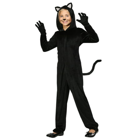Cat Costume Girls (Black Cat Girls Costume)