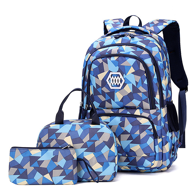 Puma Phase Boys Girls Backpack Kids School Bag Youth Training Sports Bags