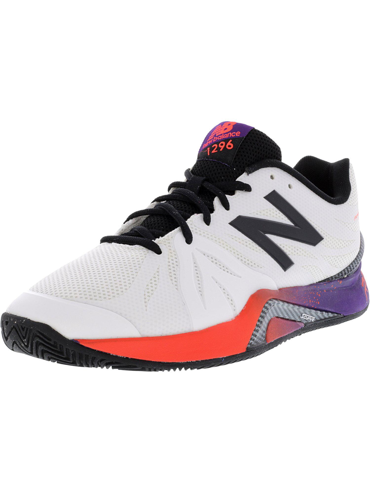 New Balance Men's Mc1296 E2 Ankle-High Tennis Shoe 7WW by New Balance