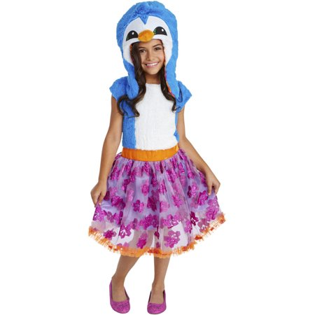 Animal Jam Dancing Clever Penguin Girls Costume
