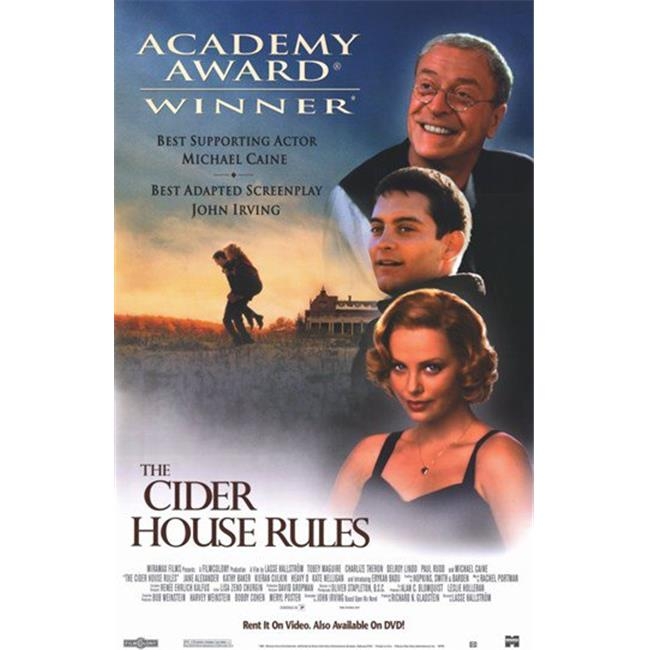 Posterazzi MOV232320 The Cider House Rules Movie Poster - 11 x 17 in. - image 1 of 1