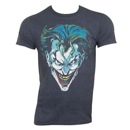 Joker Scowl Tee Shirt](Joker Girlfriend)