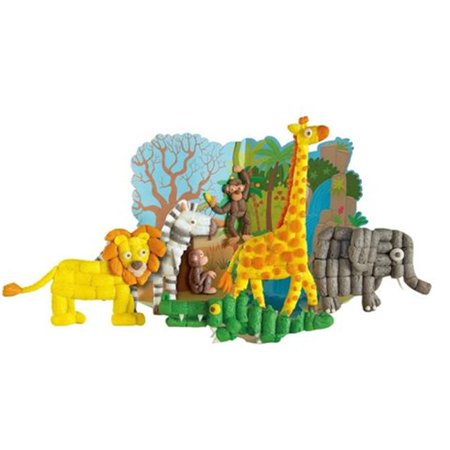 PlayMais 160020 World Safari Creative game - image 1 de 1