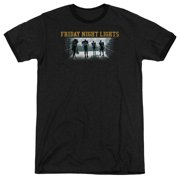 Friday Night Lights Game Time Mens Adult Heather Ringer Shirt