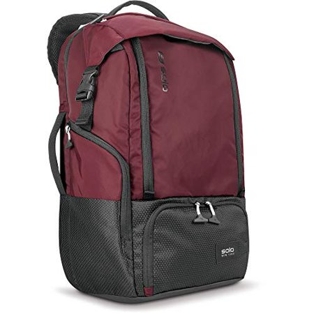 Solo Varsity Carrying Case [Backpack] for 17.3