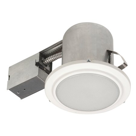 Globe electric 50 watt 5 white damp rated shower recessed lighting globe electric 50 watt 5 white damp rated shower recessed lighting kit aloadofball Image collections