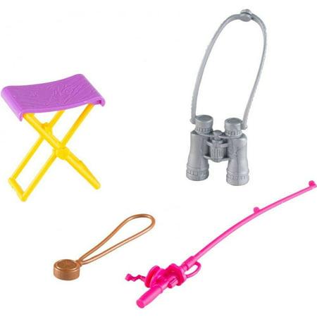 - Barbie Camping Fun Fishing Starter Set