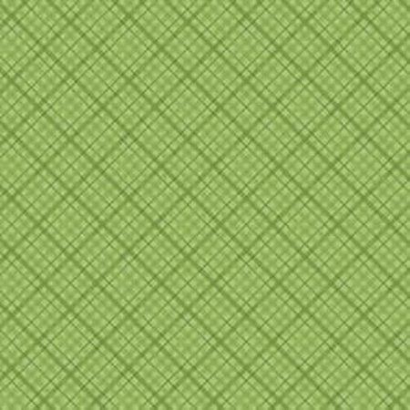 """Light Green Plaid - Core'dinations Core Basics Patterned Cardstock 12""""X12"""""""