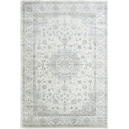 Isfahan Cream - Dynamic Rugs IS247255116 2 ft. x 3 ft. 5 in. Isfahan 7255 Rectangle Traditional Area Rug - 116 Cream