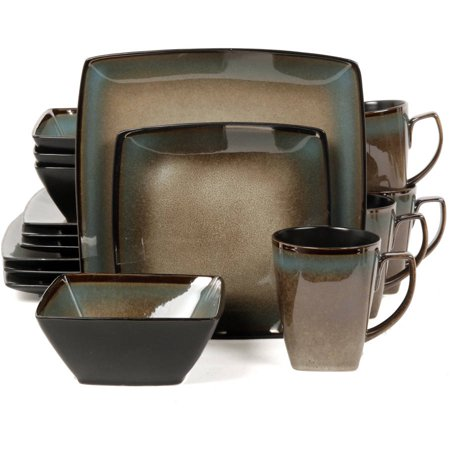 Gibson Tequesta 16-Piece Dinnerware Set