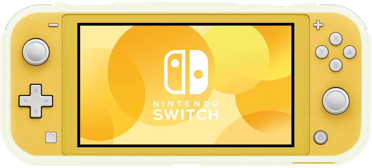 Hori Duraflexi Protector Tpu Case For Nintendo Switch Lite