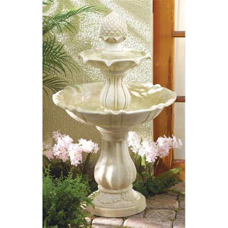 DSPS 3514498799 Beautiful Acorn Fountain