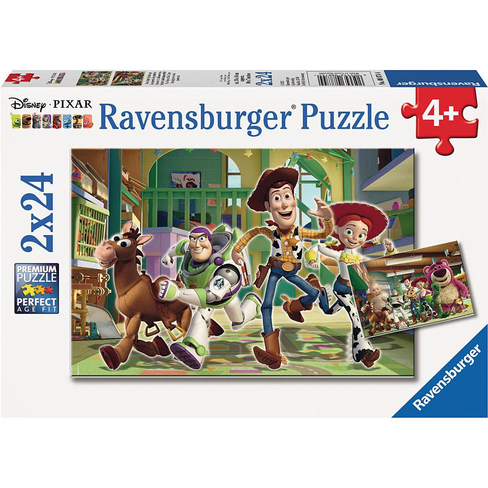 The Toys at Day Care Jigsaw Puzzle Pack
