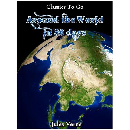 Around the World in 80 Days - eBook