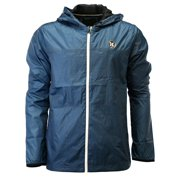 Hurley Blocked Runner 2.0 Active Windbreaker Shell Rain Jacket - Mens