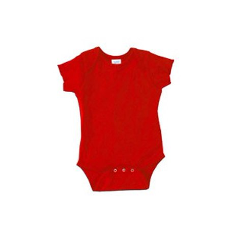 Rabbit Skins Infant Baby Rib - Skin Bodysuit
