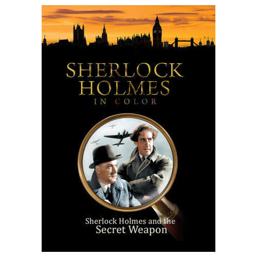 Sherlock Holmes and the Secret Weapon (In Color) (1943)