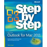 Microsoft Outlook for Mac 2011 Step by Step - eBook