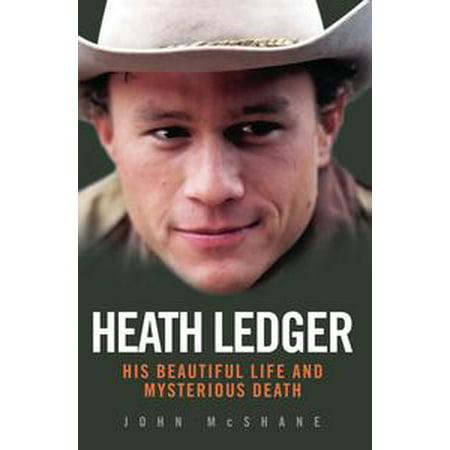 Heath Ledger - eBook - Joker Heath Ledger Makeup