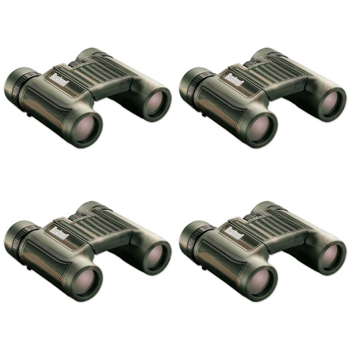 Bushnell H2O 10x25mm Waterproof Camo (4-Pack) Compact Roo...
