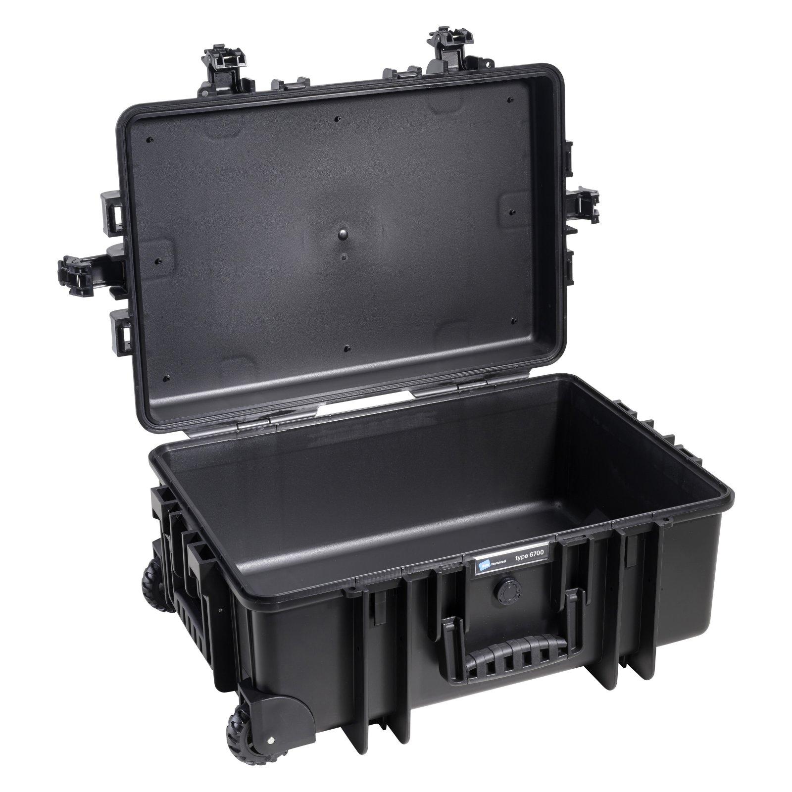 B and W Type 6700 Waterproof Outdoor Storage Case