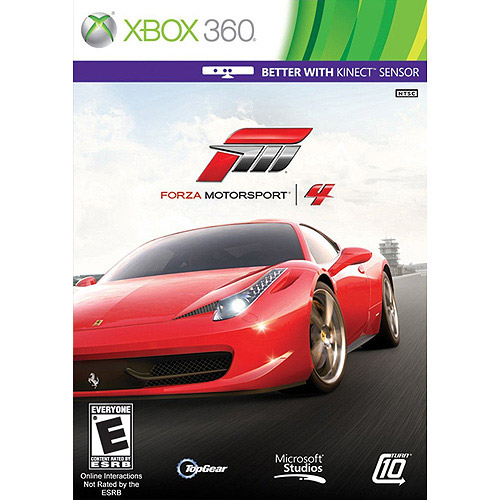 Microsoft Forza Motorsport 4 - Xbox 360