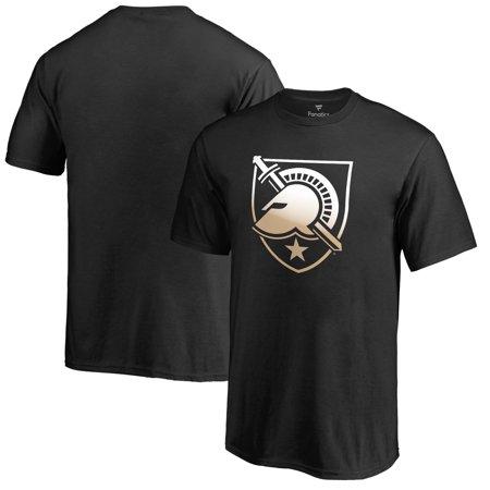 Army Black Knights Logo (Army Black Knights Fanatics Branded Youth Gradient Logo T-Shirt - Black)