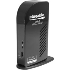 Plugable UD-ULTCDL USB-C Triple Display Docking Station by PLUGABLE TECHNOLOGIES