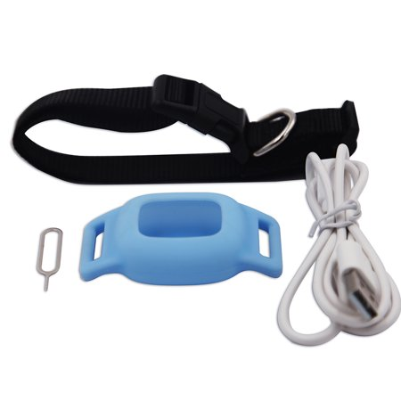 FP03 Pet GPS Tracking Collar for Dogs and Cats Pet Activity Monitor