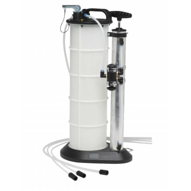 Lincoln Industrial Corp. MY7201 Fluid Evacuator Plus Pressure and Vacuum Tool 2.3 Gallon
