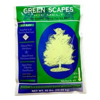 Scotwood 50B-Green 50 lbs Greenscapes Ice Melt Bag