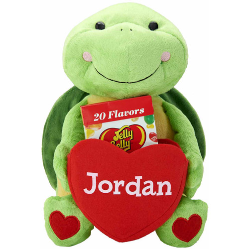 Personalized Deluxe Plush Pocket Pal, Turtle