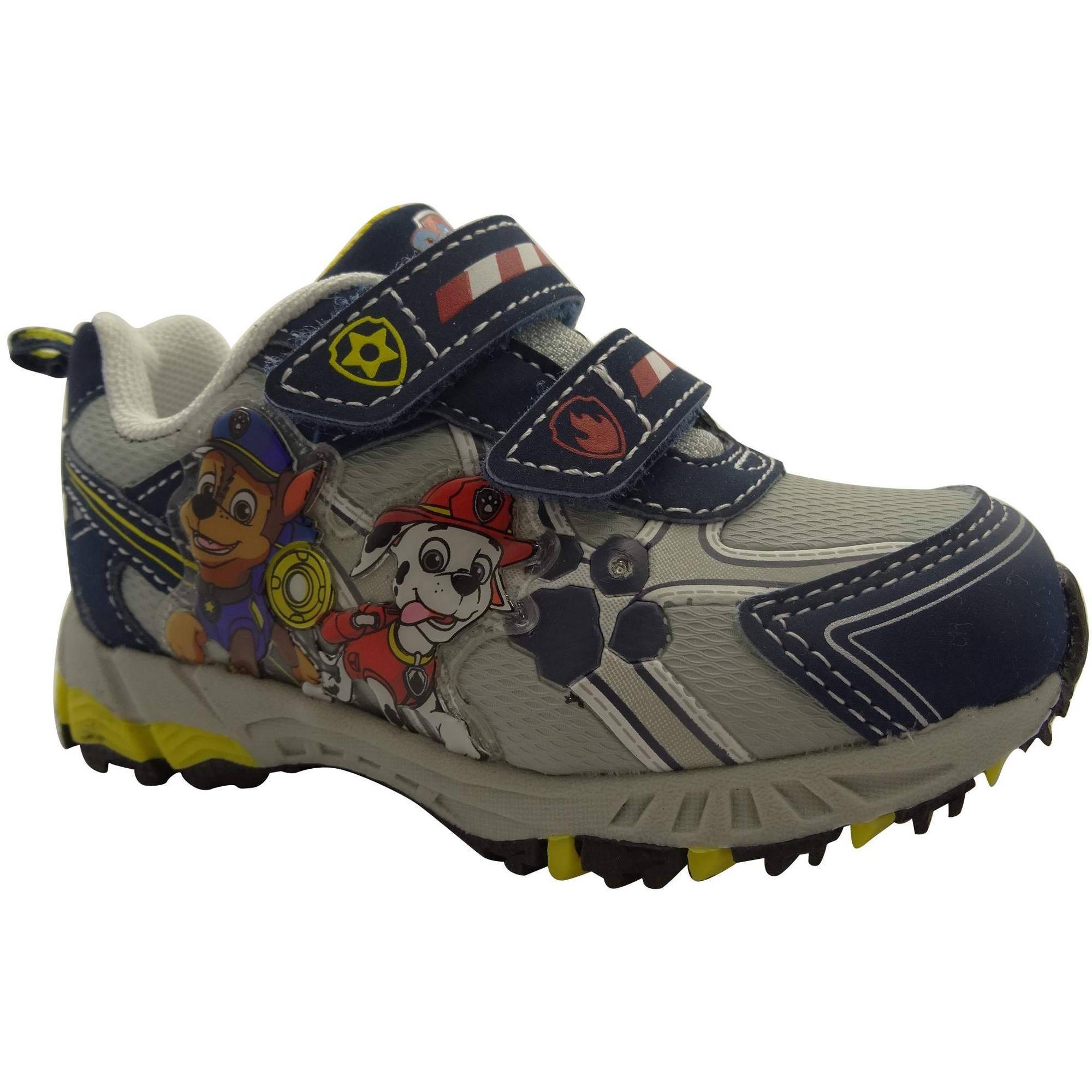Paw Patrol Toddler Boys Running Shoe Walmart