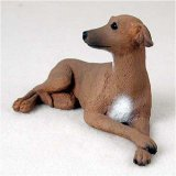 Italian Greyhound Original Dog Figurine (4in-5in) by Conversation Concepts