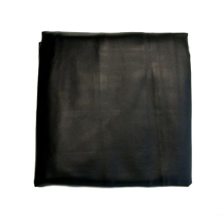 8 Foot Heavy Duty Fitted Leatherette Pool  Table Billiard Cover Black Billiard Black Vinyl Pool Table Cover