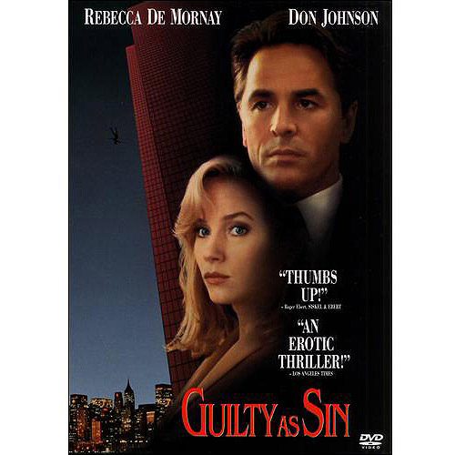 Guilty As Sin (Widescreen)