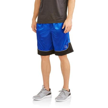 Mens Phantom 60 Block - Big Men's All Courts Color Block Basketball Short