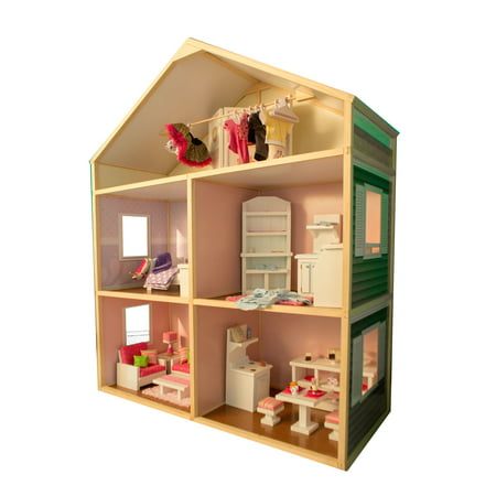 My Girl's Dollhouse for 18