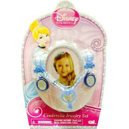 Disney Princess Jewelry Set, PartNo 59888, by Jakks Sales Corp., Toys, Girls - P