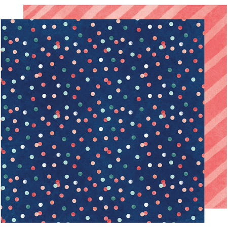 Dear Lizzy Saturday Double-Sided Cardstock 12