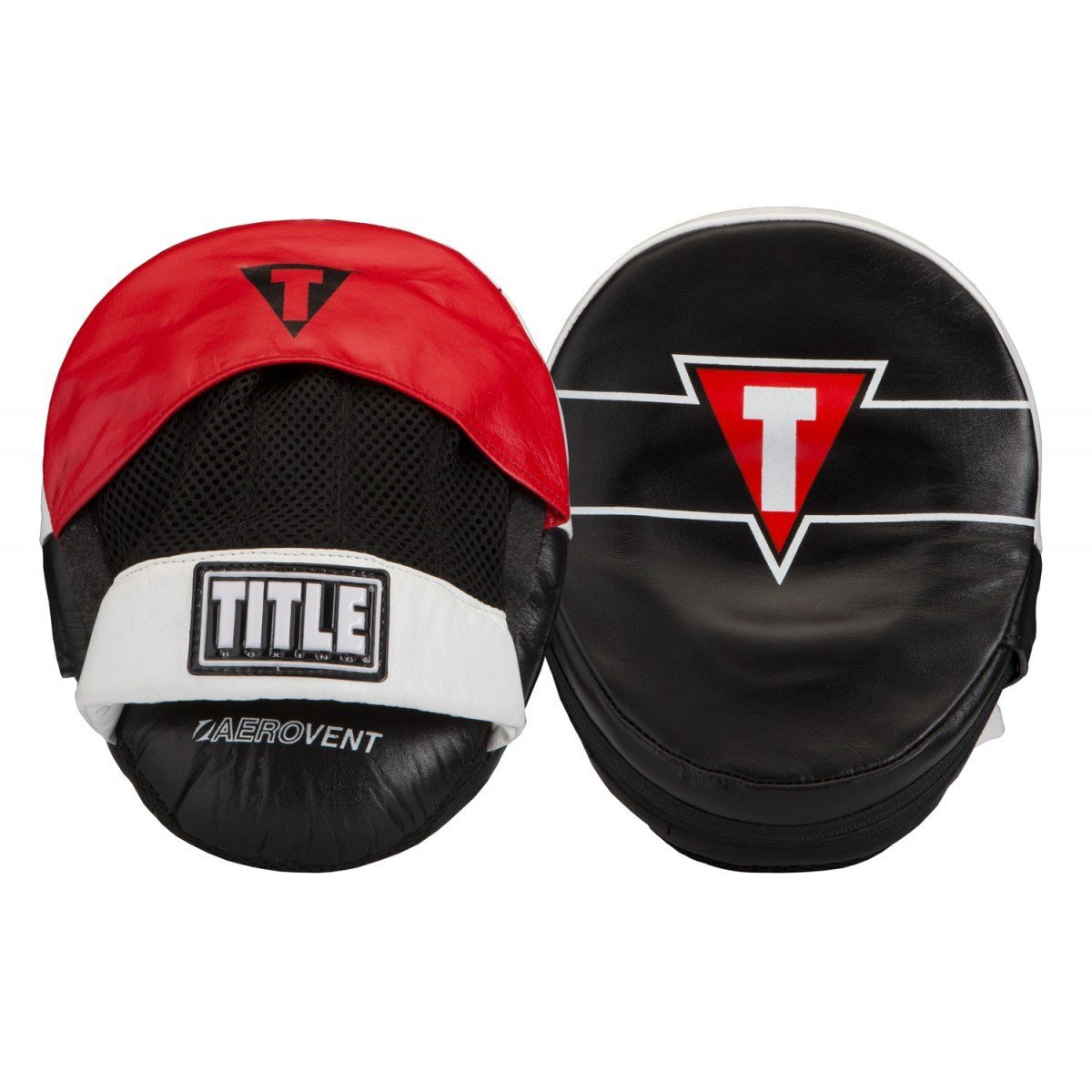 TITLE Boxing Zero Impact Micro Punch Mitts by